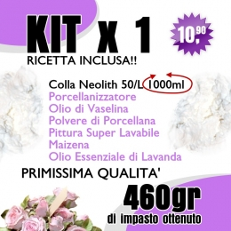 Kit 1 - Porcellana fredda