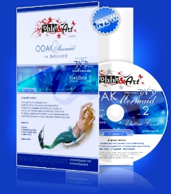 OOAK Vol.2 - Mermaid - in DVD