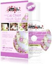 DVD Cake Design