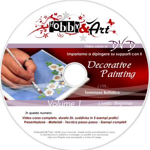 DVD - Decorative Painting
