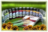 I kit in offerta per Decorative Painting