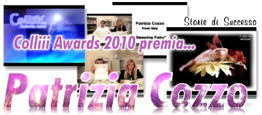 Colliii Awards premia Patrizia Cozzo