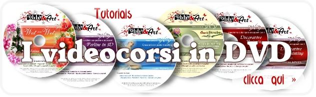 I videocorsi in DVD