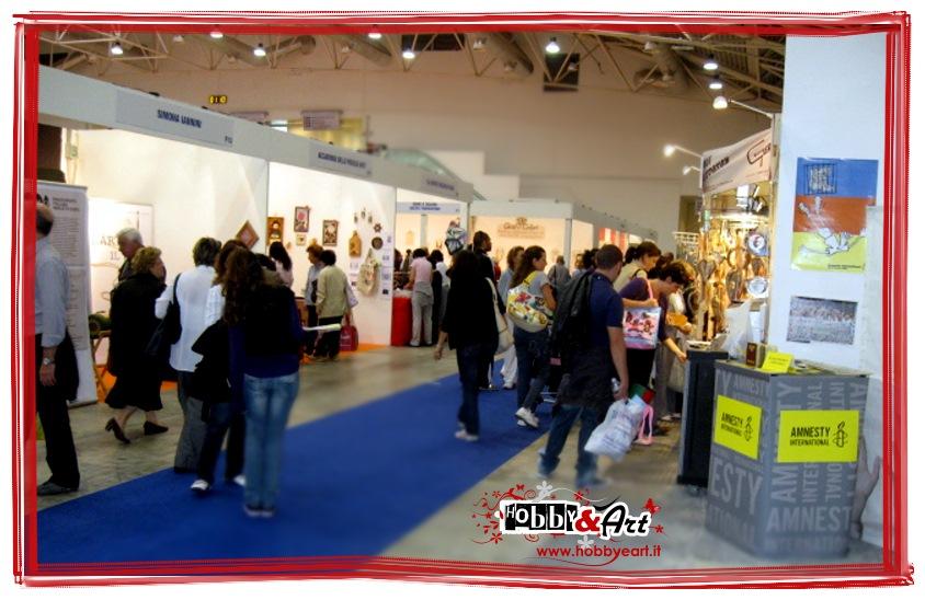Stai visualizzando le foto inerenti l'articolo: Hobby Show 2010 - Il Reportage