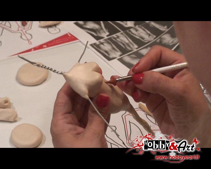 Stai visualizzando le foto inerenti l'articolo: Corsi OOAK Modena 2011 - Reportage