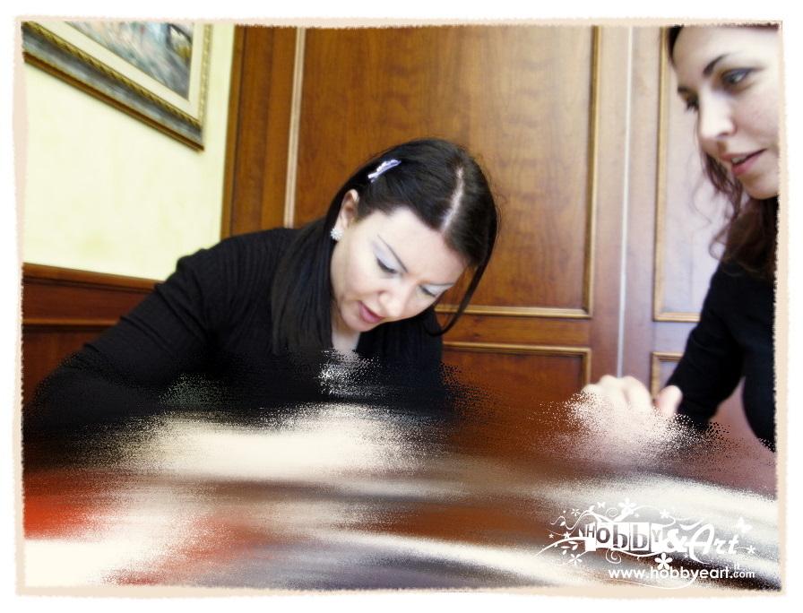Stai visualizzando le foto inerenti l'articolo: Reggio Emilia - OOAK, Porcellana Fredda, Occhietti