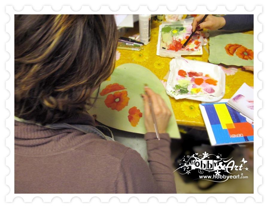 Stai visualizzando le foto inerenti l'articolo: Sabrina Pedron - Tulipani e Papaveri - reportage