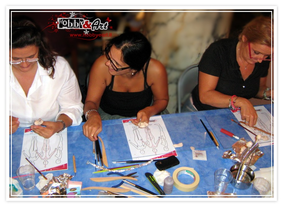 Stai visualizzando le foto inerenti l'articolo: HobbyShow - Roma Ott. 2009